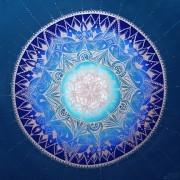 "Mandala ""Friedensmandala"""