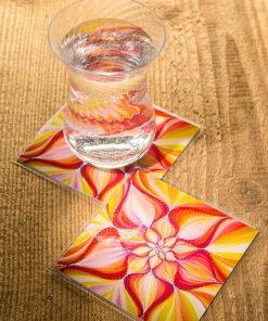 SoulArt Seelenkunst Blume der Freude