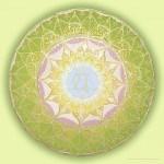 Mandala Anahata Chakra