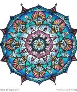 Soulart Mandala Soulart Mandala Seelen Energiebilder