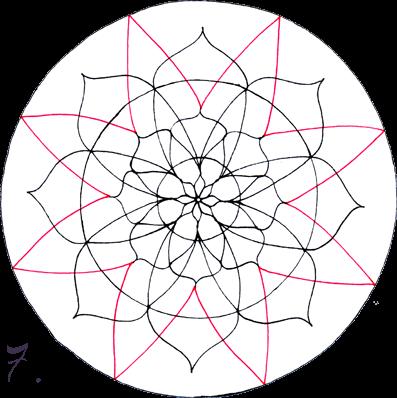 Mandala Malanleitung Soulart Mandala Seelen Energiebilder